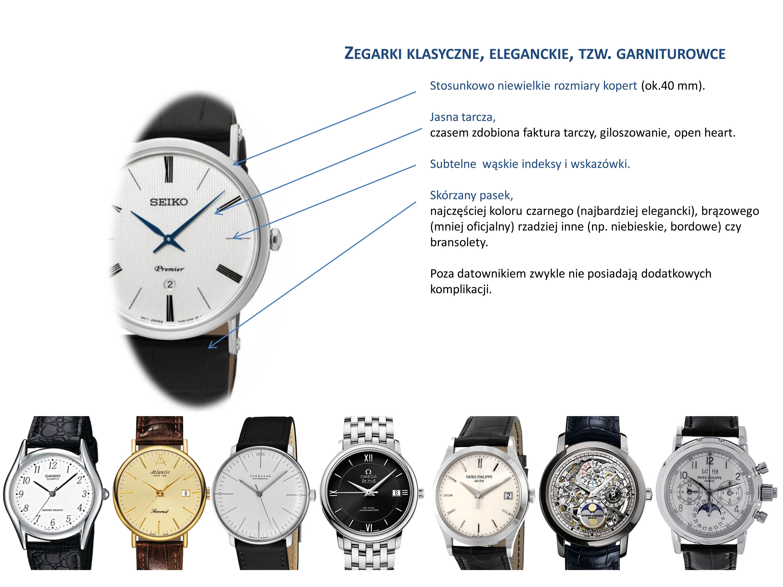 Zegarki klasyczne garniturowce eleganckie zegart poradnik