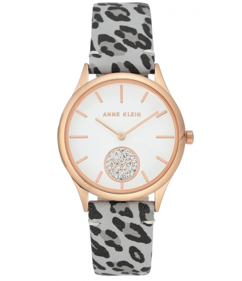 Anne Klein Rose Gold-Tone 3324GYLE
