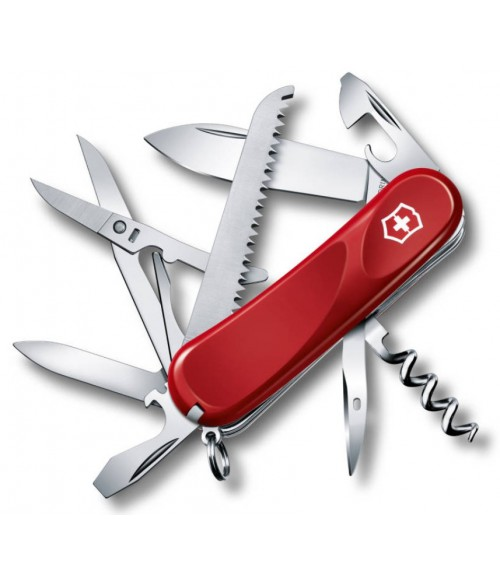 Scyzoryk Victorinox Evolution 17 Red 2.3913.E