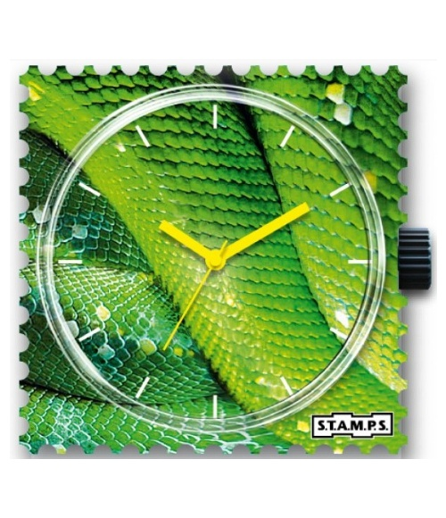 Zegarek S.T.A.M.P.S. Green Python
