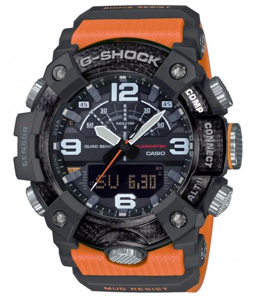 Casio G-SHOCK Mudmaster Carbon Core GG-B100-1A9ER