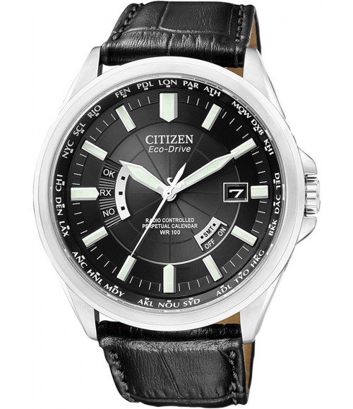 Citizen CB0010-02E Radio Controlled