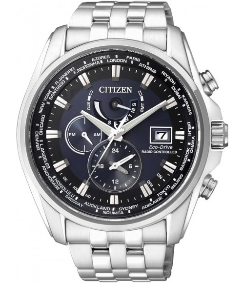 Citizen Radio Controlled Eco-Drive AT9030-55L