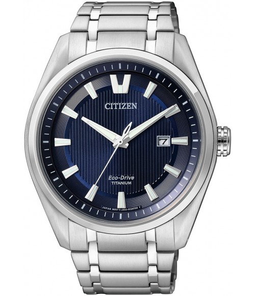 Citizen Super Titanium Eco-Drive AW1240-57L