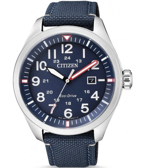 Citizen Citizen Military Eco-Drive AW5000-16L