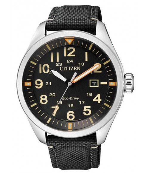 Citizen Citizen Military Eco-Drive AW5000-24E