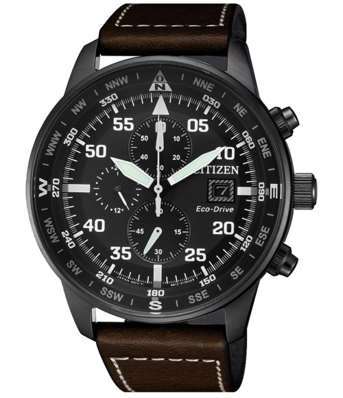 Citizen Aviator Chrononograph Eco-Drive CA0695-17E
