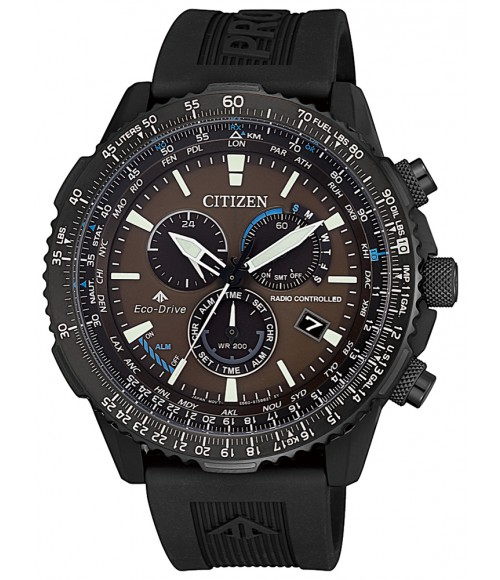 Citizen Promaster Eco-Drive Radio Controlled CB5005-13X