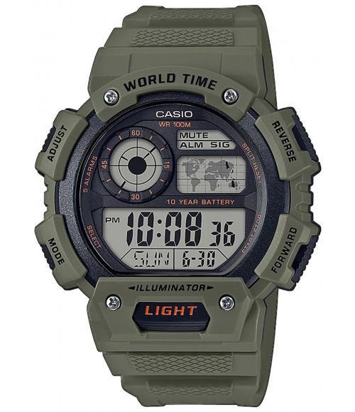 Casio AE-1400WH-3AVEF