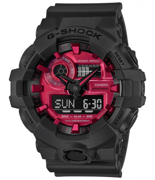 Casio G-SHOCK No Comply GA-700AR-1AER