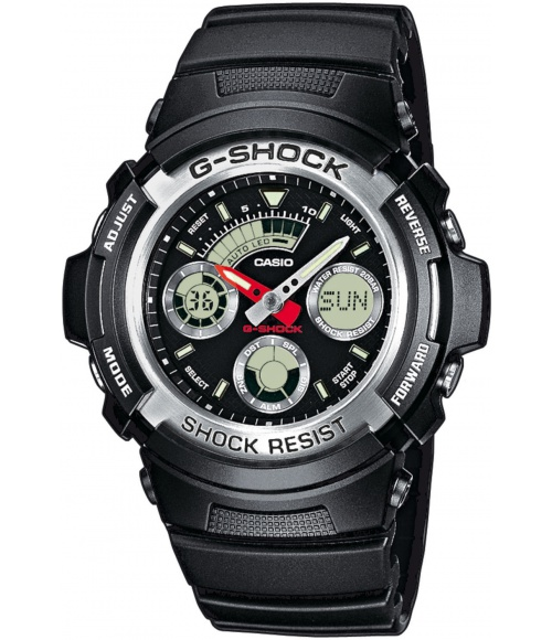 Casio G-SHOCK Speed Shifter AW-590-1AER