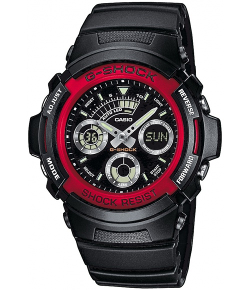 Casio G-SHOCK Red Demon AW-591-4AER