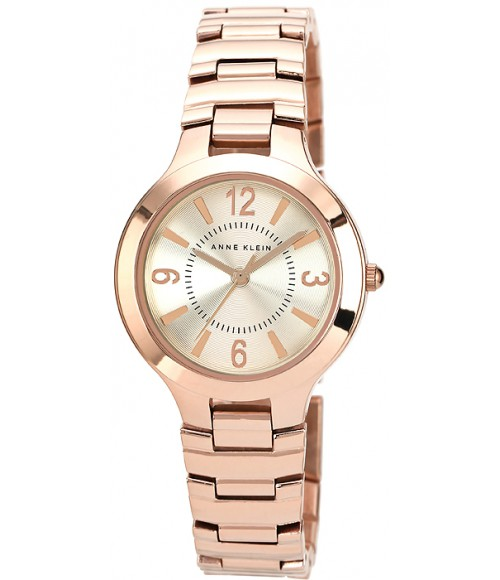 Anne Klein Rose Gold-Tone 1450RGRG