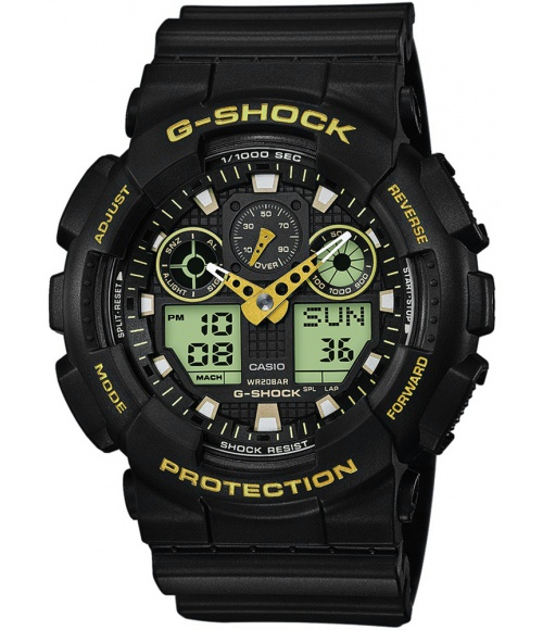 Casio G-SHOCK Original GA-100GBX-1A9ER