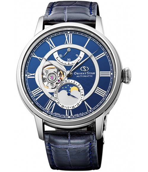 Orient Star Classic Moonphase Automatic RE-AM0002L00B