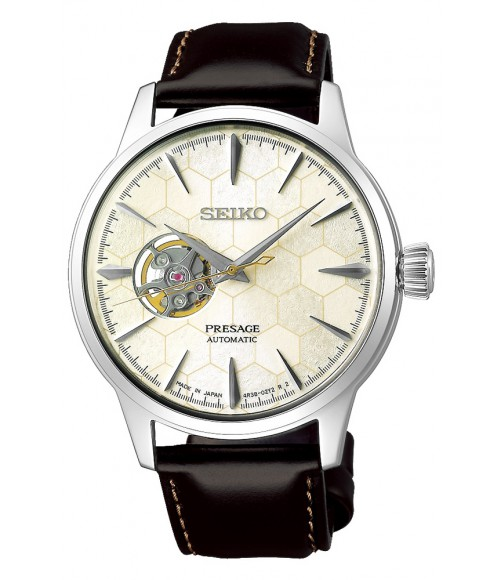 Seiko Presage Star Bar Honeycomb SSA409J1 Limited Edition