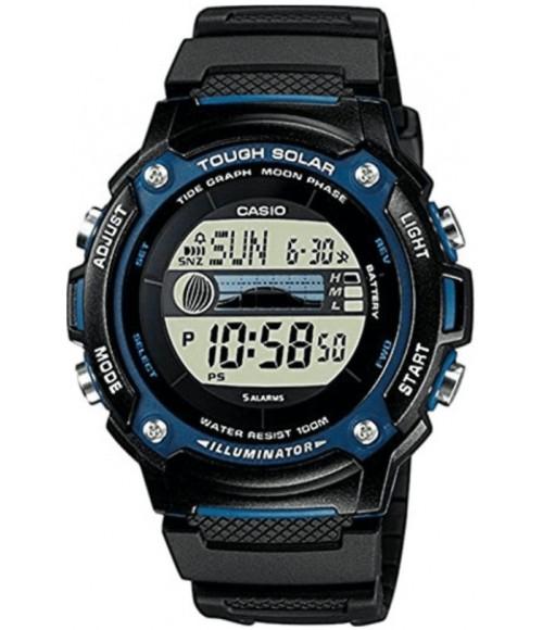 Casio Solar W-S210H-1AVEF