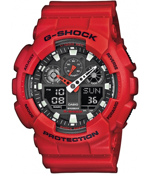 Casio G-SHOCK Original GA-100B-4AER