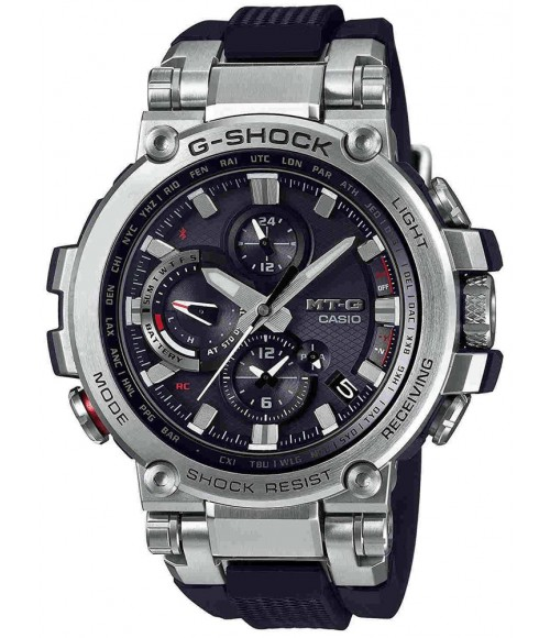 Casio G-SHOCK  Metal Twisted G 2-Way Sync MTG-B1000-1AER