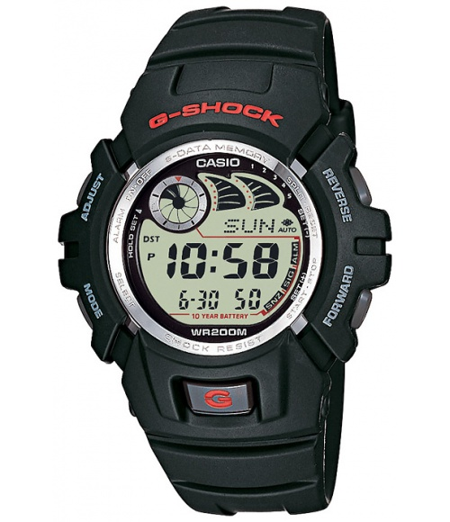 Casio G-SHOCK Life Force G-2900F-1VER