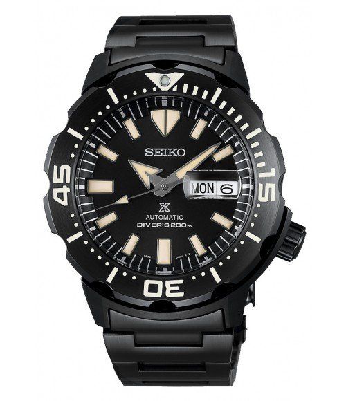 Seiko Prospex Black Monster Automatic Diver SRPD29K1