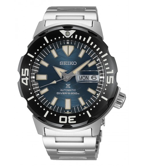 Seiko Prospex Save The Ocean Diver's SRPE09K1