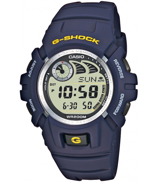 Casio G-SHOCK Strong Will G-2900F-2VER