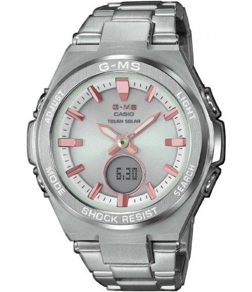 Casio G-SHOCK Baby-G MSG-S200D-7AER G-MS Metal Bezel