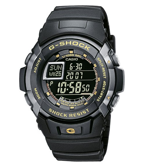 Casio G-SHOCK Black Force G-7710-1ER