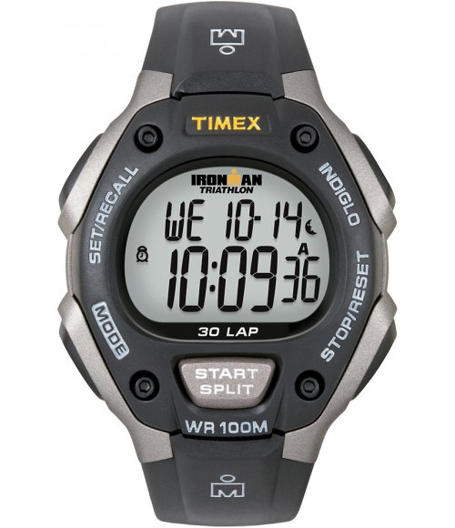Timex Ironman Traditional 30-Lap Full-Size T5E901