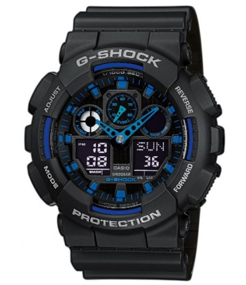 Casio G-shock Supernova GA-100-1A2ER