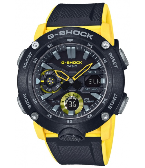 Casio G-SHOCK G-Carbon GA-2000-1A9ER