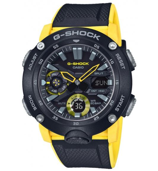 Casio G-SHOCK G-Carbon GA-2000-1A9ER