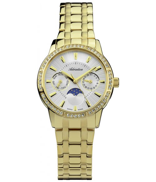 Adriatica MoonPhase A3601.1117QFZ