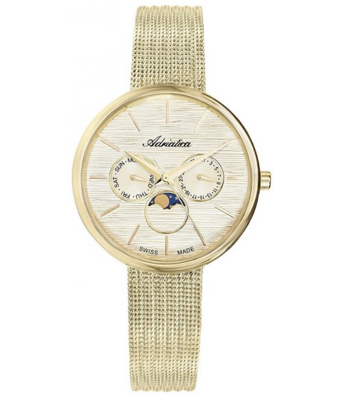 Adriatica MoonPhase A3732.1111QF