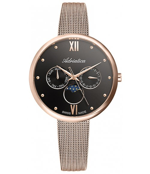Adriatica Moonphase A3732.9186QF