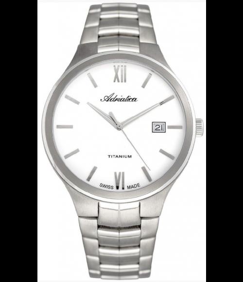 Adriatica Titanium A8265.4163Q