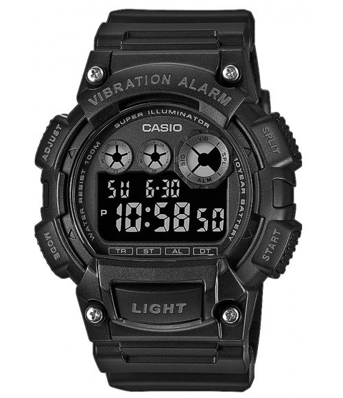 Casio Super Illuminator W-735H-1BVEF