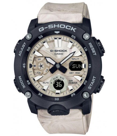 Casio G-Shock G-Carbon Analog-Digital GA-2000WM-1AER