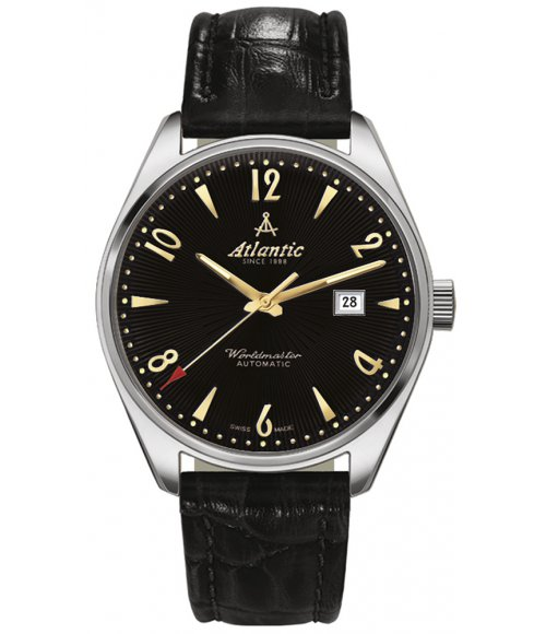 Atlantic Worldmaster Automatic Art Deco 51752.41.65G