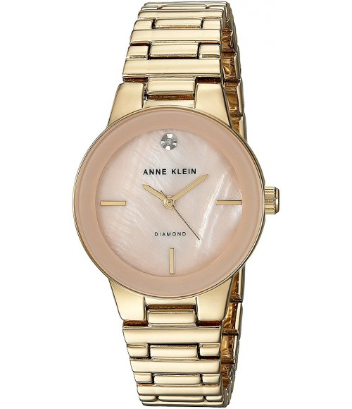 Anne Klein Diamond-Accented 2670pmgb