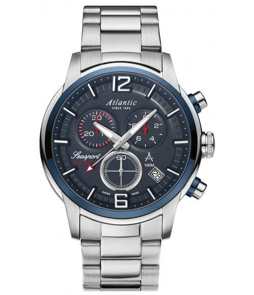 Atlantic Seasport Chronograph 87466.47.55