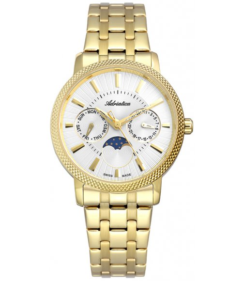 Adriatica Moonphase A3808.1113QF
