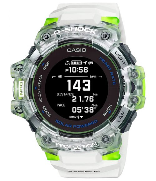 Casio G-SHOCK G-Squad Smartwatch GBD-H1000-7A9ER