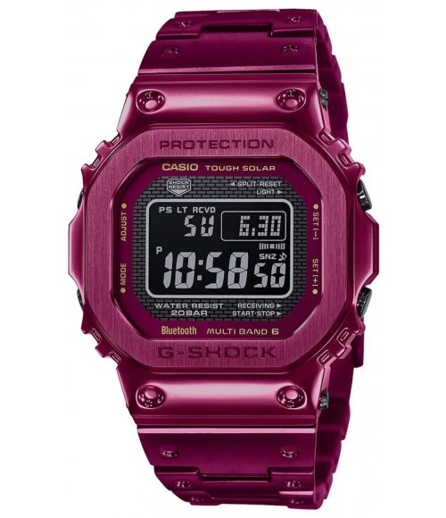 Casio G-SHOCK G-Steel Full Metal Limited Edition GMW-B5000RD-4ER