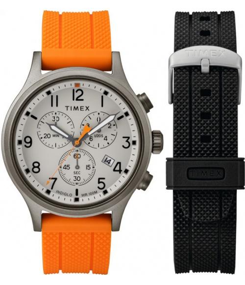 Timex Allied Coastline Chronograph Set TWG018000