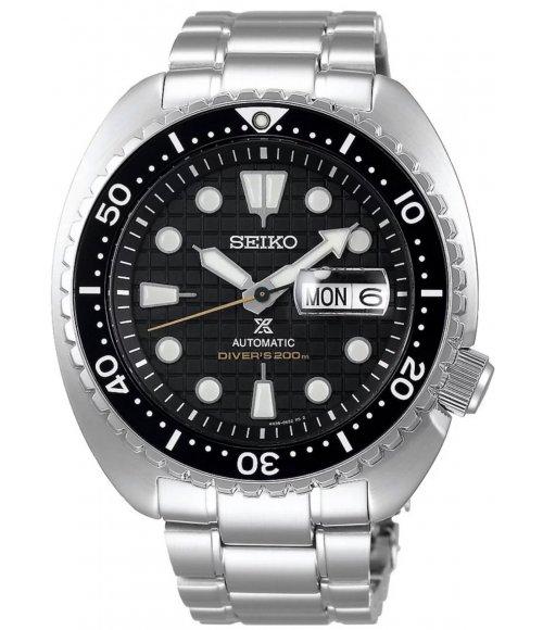 Seiko Turtle Diver's Żółw SRPE03K1