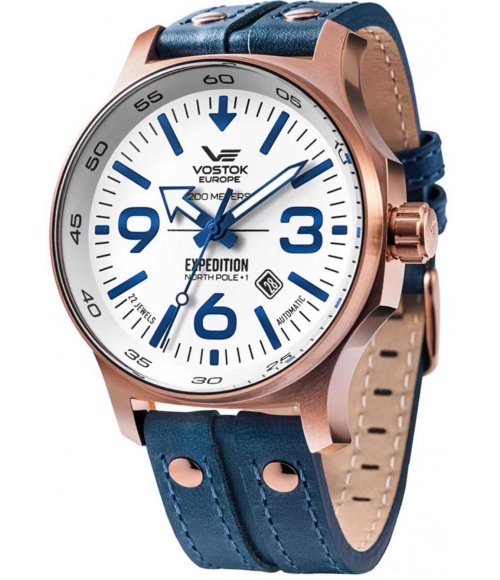Vostok Europe Expedition North Pole 1 Automatic YN55-595B641