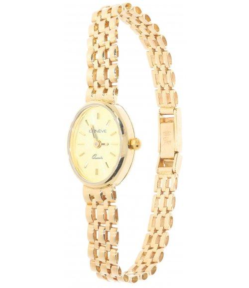 Złoty zegarek Geneve Gold ZWK039 585 14k