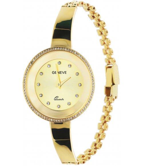 Złoty zegarek Geneve Gold Crystal 585 14k